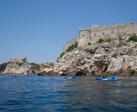 Beautiful Dubrovnik scenes